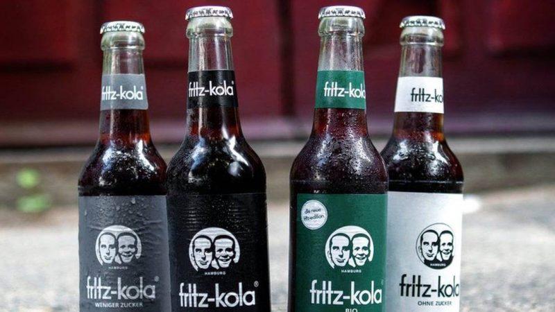 Fritz-Kola se sigue expandiendo por el mundo: ¡HISTORIA DE EMPRENDIMIENTO!