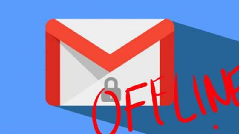 Gmail: ¿Una falla que no tiene solución rápida?