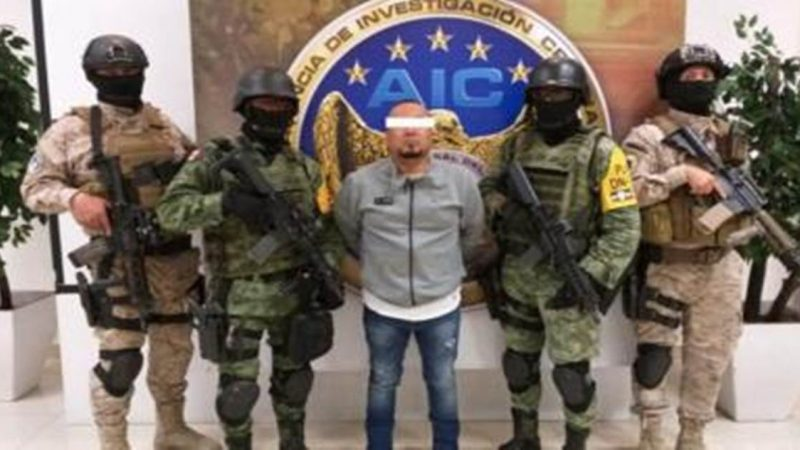 """José Antonio Yépez alias """"el marro"""" ha sido detenido en México"""